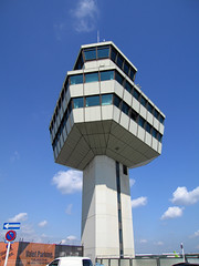 Tower at Berlin Airport