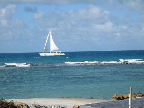Paseos en lanchas de vela por Antigua