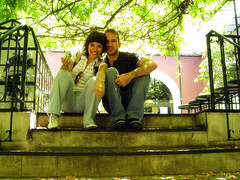 B + M (::: M @ X :::) Tags: sexy beautiful beauty couple pareja 2007 fav10