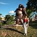 estátua da maternidade