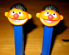 Ernie's twin brother
