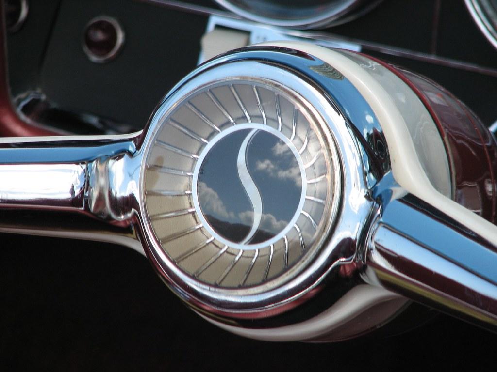 Studebaker Steering Wheel