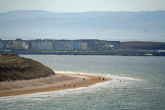 Portrush (dModer101) Tags: ireland sea beach coast north cliffs ni northern portrush