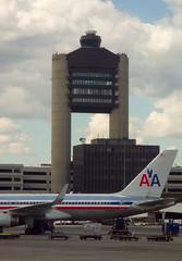 Logan Airport Tower