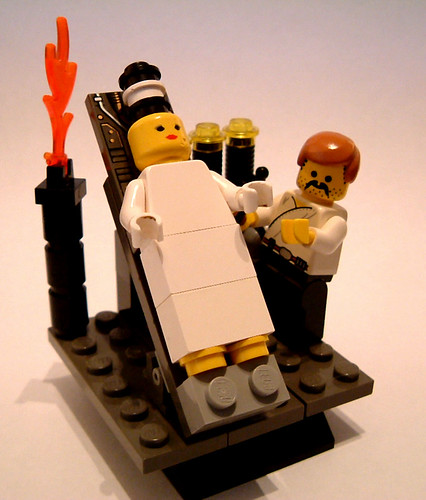 Bride Of Frankenstein LEGO version