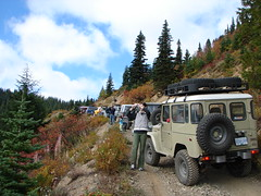 Chilliwack - FJ Cruiser Run (Tjflex2) Tags: toyota jeep fjcruiser fourwheeling offroad outdoors bush trees mountians view friends coastalcruisers landcruiser club ebicruiserparts ebi canada bc vancouver chilliwack fall mountains 4x4 flickrtravelaward top20travelpix