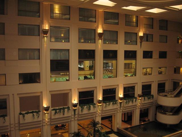 Indoor at hotel