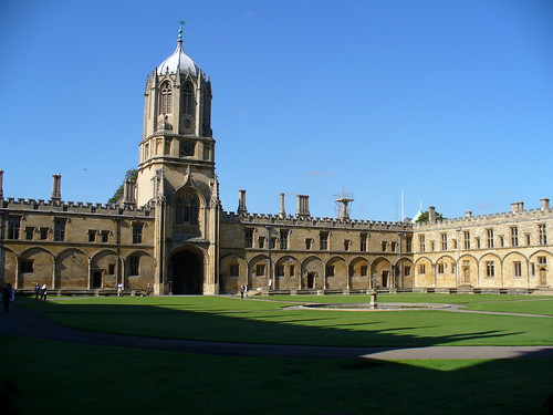 Bienvenue à Oxford !
