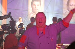 Chef Mario Batali Cut From Food Network TV !