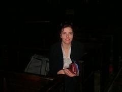 Satanic priestess (A Very Tall Cabbage) Tags: london church kim satanic