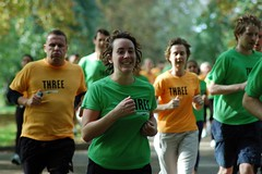 Nike Run London 10k race