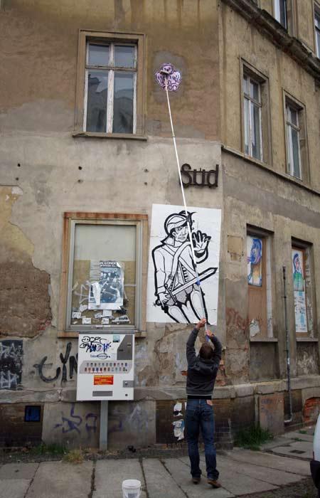 Berlin based Streetart / Urban-Art Blog Since 1984