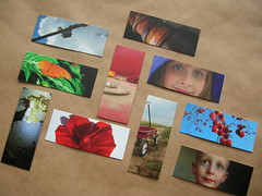My moo cards came!!!