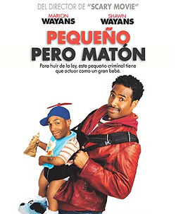 Hermanos Wayans little man