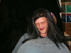 2005-3-31-Later into 2005-4-1 at Lancer Lounge (21) (graysonfamily) Tags: silly face weird crazy scary breasts funny breast tits faces boobs pics freaky huge melons cleavage bizarre zany crazed madeyoulook httpwwwmyspacecomepigee