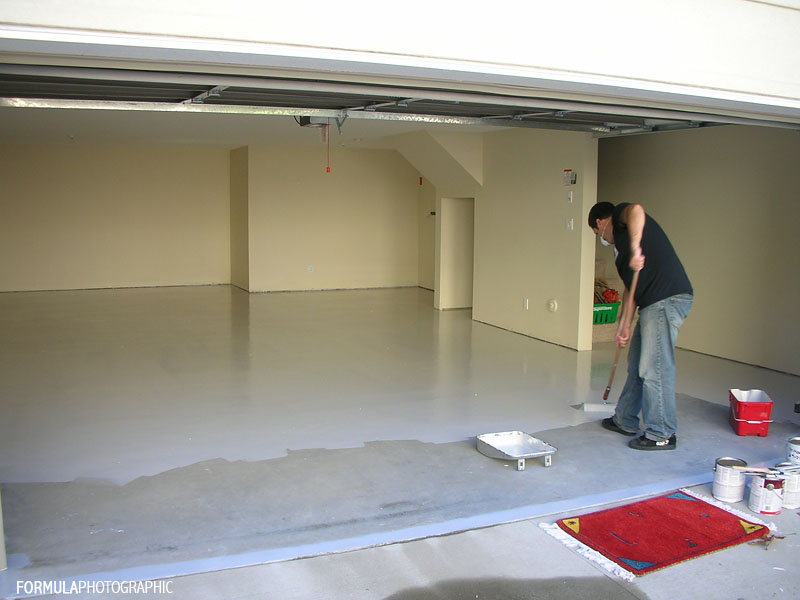 Garage Floor Paint Recommendations