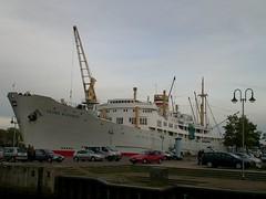 CIMG0003a (AnneMZ) Tags: schiff rostock hanse mecklenburgvorpommern