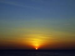Despidiendo al sol / Dismissing the sun (*atrium09) Tags: travel sunset