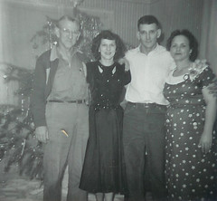 William Wolfe, Dorothy Wolfe, Donald Wolfe, Grace Witt