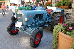 WKAR Mozart Trip 20060422 (Corvair Owner) Tags: tractor salzburg st austria european antique farm lakedistrict 2006 historic equipment tractors mozart wolfgang wolfgangsee wkar eicher mammut stwolfgang