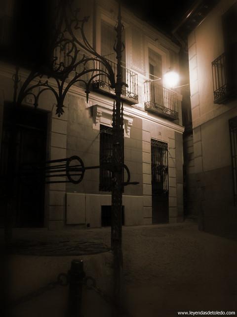 El Pozo amargo, en Toledo