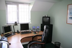 My Office (HogPix  (Verwoodspring)) Tags: camera uk england house english home kitchen digital canon carpet photography eos 350d rebel xt james wooden spring bedroom pix rooms with floor d room lounge pad taken jim 350 dorset dining rebelxt hog murphy jdm verwood jamesmurphy jimmurphy verwoodspring wwwverwoodspringcouk hogpix wwwhogpixcouk