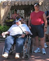 Junk Food Addiction (colros) Tags: disneyworld obesity foodaddiction
