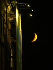 (jo.vanka) Tags: light wild moon night krakow cracow pl amatorszczyzna