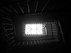 Scale (kilobar) Tags: venice light bw italy scale window canon italia a520 finestra staircase venezia luce veneto