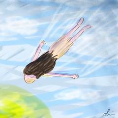 Flying / Falling