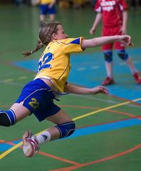 Vrcup (ergates) Tags: handball hndball bsk bkkelaget jenter93