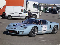 Ford GT40 (DeFerrol) Tags: ford gt40