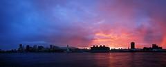 7:39pm - last breath of light (David Giral   davidgiralphoto.com) Tags: show longexposure light sunset panorama canada skyline loft night lights nikon cityscape quebec montreal panoramic d200 lofts nikond200 18200mmf3556gvr copyrightdgiral davidgiral