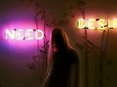 Subtext (Linus Gelber) Tags: nyc party sculpture newyork art museum neon moma museumofmodernart event desire installation need janet lvhrd brucenauman nauman cllphnlckn humanneeddesire