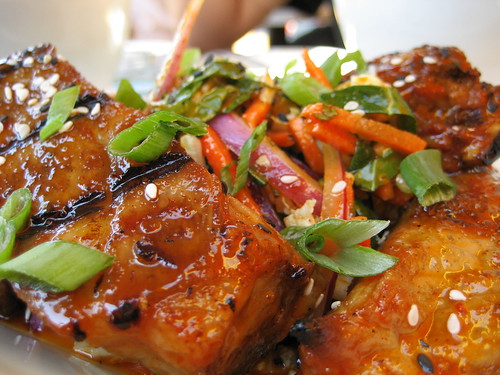 Kim Chi Korean Ribs - Cafe Tu Tu Tango - Orange, California