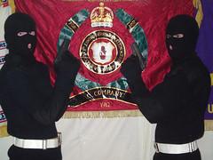 UVF Colour 2 Flickr (Damien Okado-Gough) Tags: ireland force londonderry northernireland volunteer ulster battalion uvf