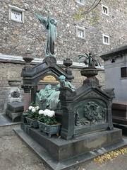 Cimetire du Montparnasse, Paris, France (balavenise) Tags: paris france art monument cemetery grave statue death bed tomb montparnasse sclupture
