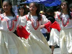 """""""Cochabamba street carnival"""" by Sarah and Ian"""