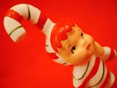Candy Cane Kid - by Patrick Q