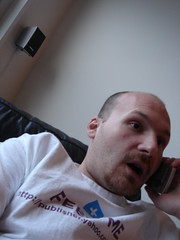 Intense conversations on the phone this weekend (Chris.Zilo) Tags: calling important