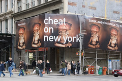 Cheat New York Shed