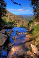 Top of the Waterfall (Garry - www.visionandimagination.com) Tags: love nature landscape waterfall searchthebest oz australia qld aus springbrooknationalpark i visionandimagination wwwvisionandimaginationcom