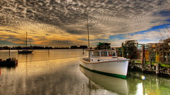 Fishing boat #2 - by slack12