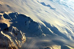 distant glacier (IHP) Tags: travel snow ice beauty plane natural flight glacier greenland distance fromadistance nikonstunninggallery throughthedirtywindow nountain