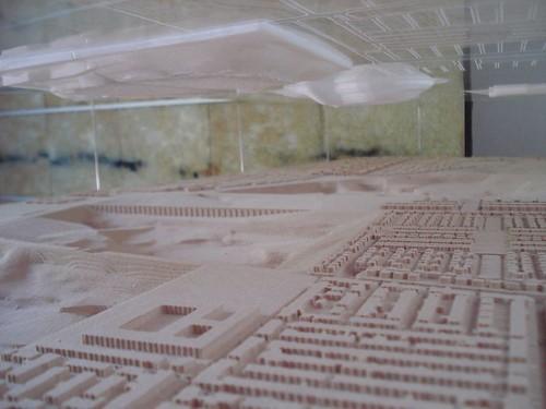 Maqueta PUC Bienal Arq. 2006