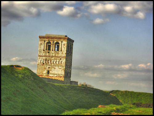 turnul din zamca