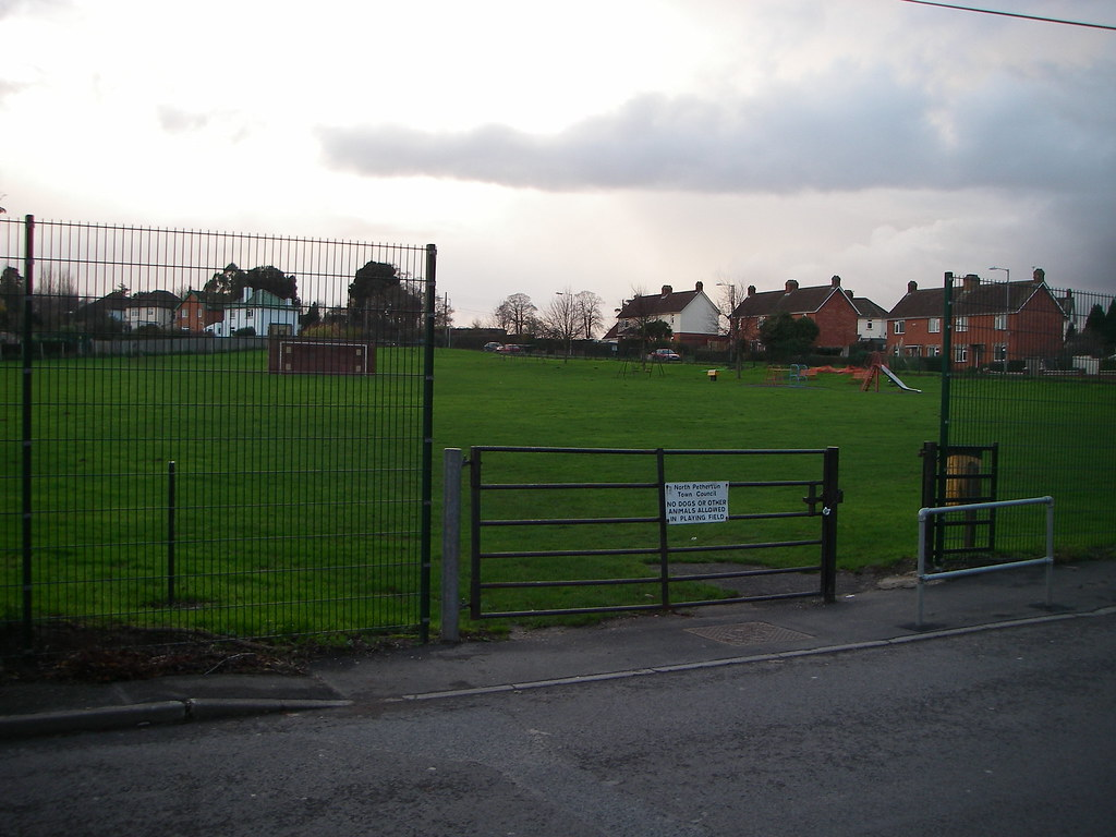 Playground in North Petherton