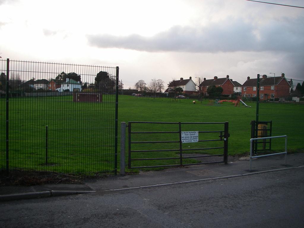 Playground in North Petherton