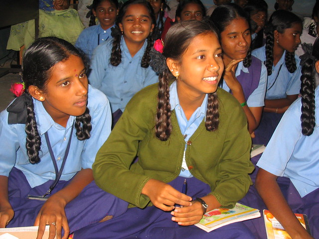 Gov't Girls School Bangalore