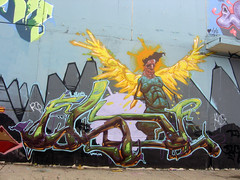 Else (Chele In LA) Tags: street urban streetart art graffiti losangeles mural paint character walls graff westcoast cheleinla characterart chartacters characterdetail graffitihunters